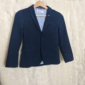 H& M blue blazer
